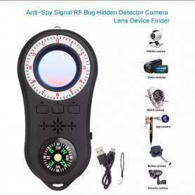 anty- spy signal RF detector camera video foto