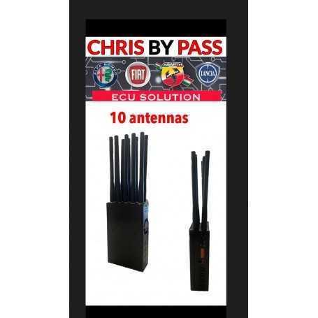 10 antennas portable 5G