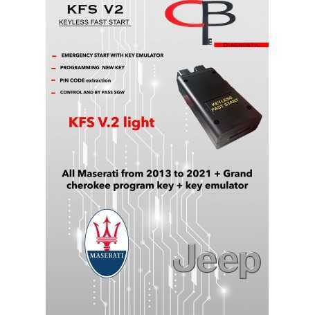 KFS V.2 MASERATI- G.CHEROKEE