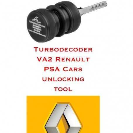 Turbodecoder VA2 Renault