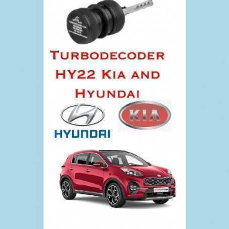 turbodecoder hy22 kia & hyundai