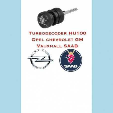turbodecoder hu100 opel chevrolet gm vauxhall saab