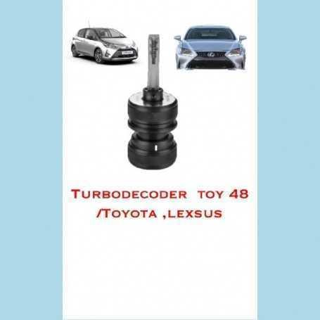 turbodecoder toy 48 toyota lexsus