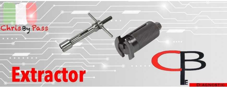 extractors and power key